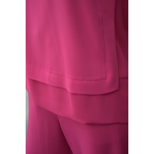 TOP OA TRANSPARENT 362 FUCHSIA