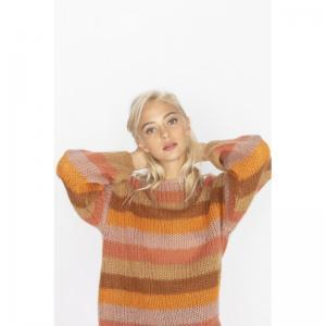 WOOL KID MOHAIR 24 DUSTY ORANGE