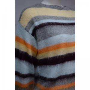 WOOL-MOHAIR 009 GRIS MULTI