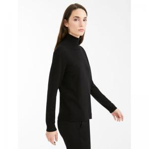 WOOL-SILK 008 NOIR
