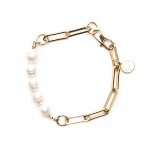 LINK SMALL CHAIN PEARL logo